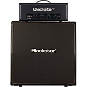 Blackstar HT Club HT-50 50W Head and HTV-412 4x12 Cab Half Stack