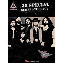 Hal Leonard .38 Special Guitar Anthology Tab Songbook (690988)