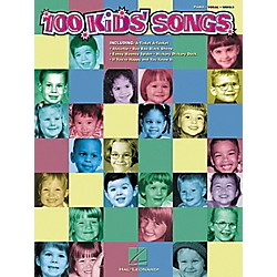 Hal Leonard 100 Kids' Songs Piano, Vocal, Guitar Songbook (310572)