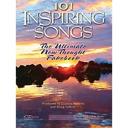 Hal Leonard 101 Inspiring Songs - The Ultimate New Thought Fakebook (316825)