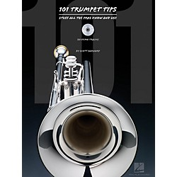 Hal Leonard 101 Trumpet Tips - Stuff All The Pros Know And Use Book/CD (312082)