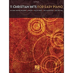 Hal Leonard 11 Christian Hits For Easy Piano (312030)