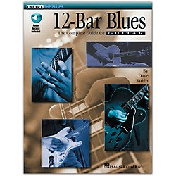 Hal Leonard 12-Bar Blues Book/CD (695187)