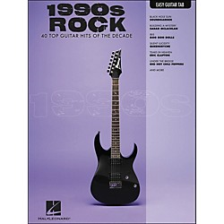 Hal Leonard 1990s Rock Easy Guitar Tab (702268)