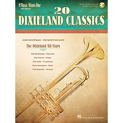 Hal Leonard 20 Dixie Classics for Clarinet or Trumpet (400617)