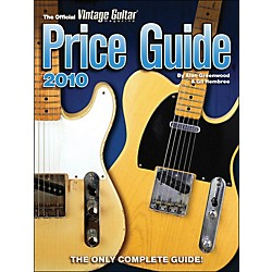 Hal Leonard 2010 Official Vintage Guitar Magazine Price Guide (332868)