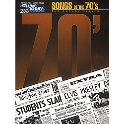 Hal Leonard 233. Songs Of The 70's (101936)