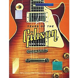 Hal Leonard 50 Years of the Gibson Les Paul Book (330951)