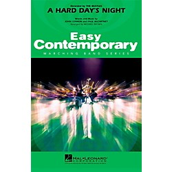 Hal Leonard A Hard Day's Night - Easy Pep Band/Marching Band Level 2 (3745836)