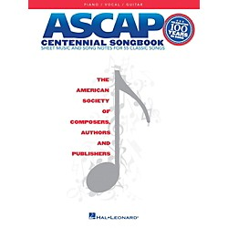 Hal Leonard ASCAP Centennial Songbook for Piano/Vocal/Guitar (120772)