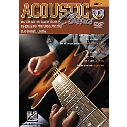 Hal Leonard Acoustic Classics - Guitar Play-Along Volume 7 (DVD) (320522)