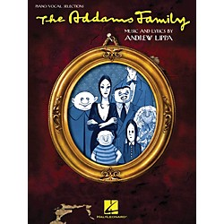 Hal Leonard Addams Family - Piano/Vocal Selections Songbook (313505)