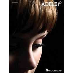 Hal Leonard Adele - 19 For Easy Piano (307319)