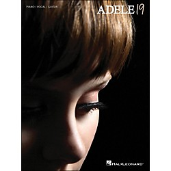 Hal Leonard Adele - 19 arranged for piano, vocal, and guitar (P/V/G) (307038)
