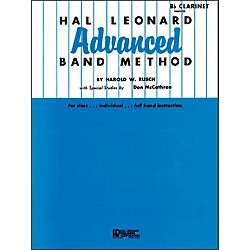Hal Leonard Advanced Band Method - B-Flat Clarinet (6602900)