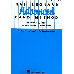 Hal Leonard Advanced Band Method - Basses (Tuba) (6613500)