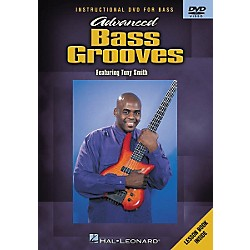 Hal Leonard Advanced Bass Grooves (DVD) (320415)