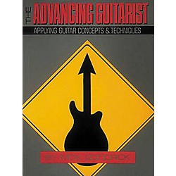 Hal Leonard Advancing Guitarist Book (603009)