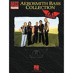 Hal Leonard Aerosmith Collection Bass Guitar Tab Songbook (690413)