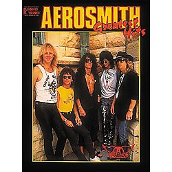 Hal Leonard Aerosmith's Greatest Hits Guitar Tab Songbook (692015)