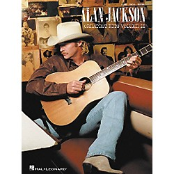 Hal Leonard Alan Jackson - Greatest Hits Volume II Piano, Vocal, Guitar Songbook (306563)