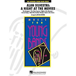 Hal Leonard Alan Silvestri: A Night At The Movies - Young Concert Band Level 3 (4003702)