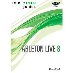 Hal Leonard Albeton Live 8 Advanced DVD music Pro Series (320912)