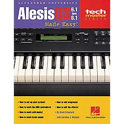 Hal Leonard Alesis QS Made Easy! Book (330575)
