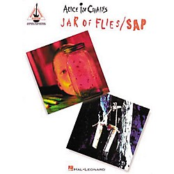 Hal Leonard Alice In Chains Jar Of Flies/SAP Guitar Tab Songbook (694925)