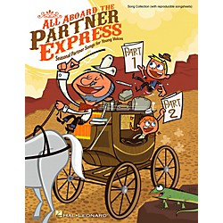 Hal Leonard All Aboard The Partner Express - Seasonal Partner Songs for Young Voices ShowTrax CD (9971128)