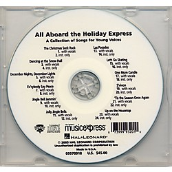 Hal Leonard All Aboard the Holiday Express (9970918)