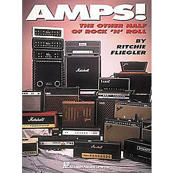 Hal Leonard Amps! The Other Half of Rock 'n' Roll Book (330057)