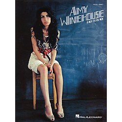 Hal Leonard Amy Winehouse - Back To Black (Vocal / Piano) (306905)