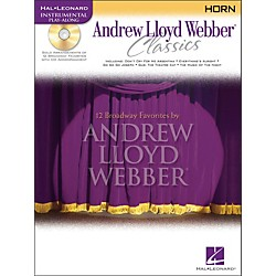 Hal Leonard Andrew Lloyd Webber Classics For French Horn Book/CD (841830)