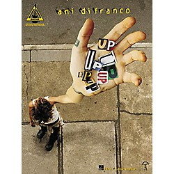 Hal Leonard Ani DiFranco - Up Up Up Up Up Up Piano, Vocal, Guitar Tab Songbook (690380)