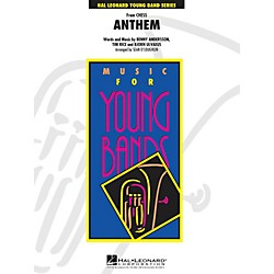 Hal Leonard Anthem (From Chess) - Young Concert Band Series Level 3 (4001303)