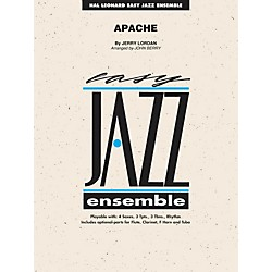 Hal Leonard Apache - Easy Jazz Ensemble Series Level 2 (7011911)
