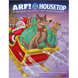 Hal Leonard Arf! On The Housetop Teacher/Singer CD-ROM (118842)