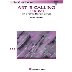 Hal Leonard Art Is Calling For Me (The Prima Donna Song) (From The Enchantress) High Voice (747036)