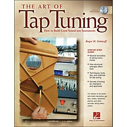 Hal Leonard Art Of Tap Tuning Book/DVD How To Build Great Sound Into Instruments (331478)