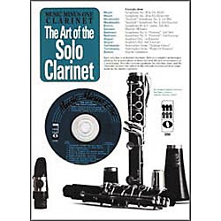 Hal Leonard Art of the Solo Clarinet: Orchestral Excerpts (400313)