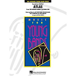 Hal Leonard Atlas (From The Hunger Games: Catching Fire) - Young Concert Band Level 3 (4003726)