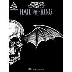 Hal Leonard Avenged Sevenfold - Hail To The King Guitar Tab Songbook (123216)