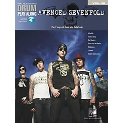 Hal Leonard Avenged Sevenfold Drum Play-Along Volume 28 Book/CD (702388)