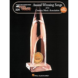 Hal Leonard Award Winning Songs Of The Country Music Association 3rd Edition E-Z Play 226 (101482)