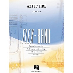 Hal Leonard Aztec Fire - Flex-Band Series (Book) (4002625)