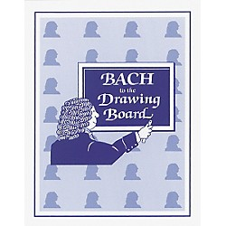 Hal Leonard Bach to the Drawing Board Game (44202016)