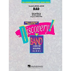 Hal Leonard Bad - Discovery Concert Band Level 1 (4003730)