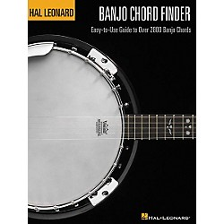 Hal Leonard Banjo Chord Finder Book (695741)
