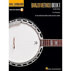 Hal Leonard Banjo Method - Volume 1 Book/CD (695101)